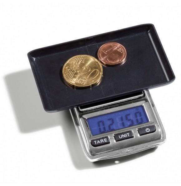 Весы цифровые LIBRA Mini  для монет от 0,01 гр. до 100 гр. +/- 0,03 г., Leuchtturm