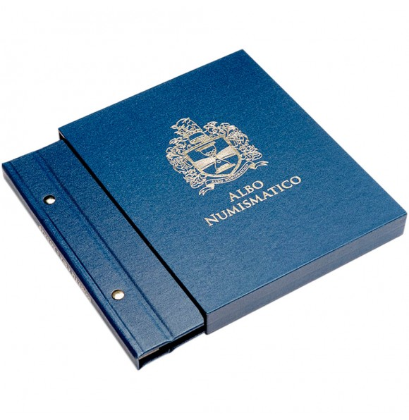 Футляр для альбомов толщиной 25 мм, цвет Синий