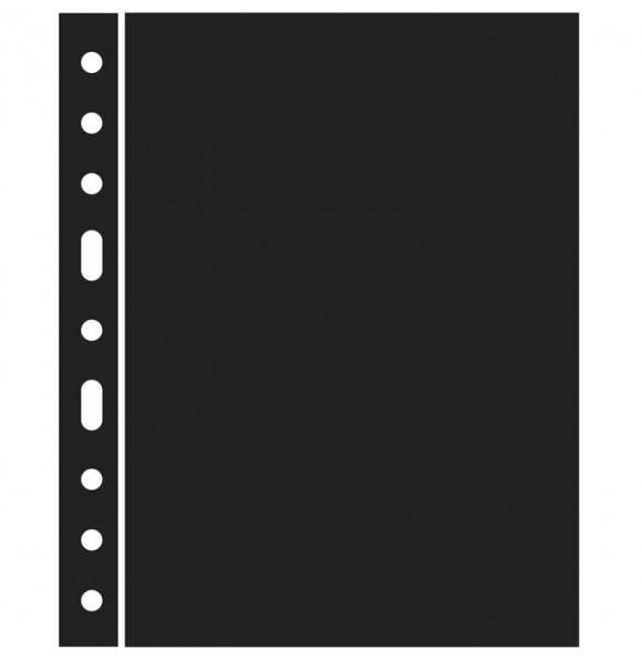 Пластиковый разделитель OPTIMA, черный, Leuchtturm, 10 штук