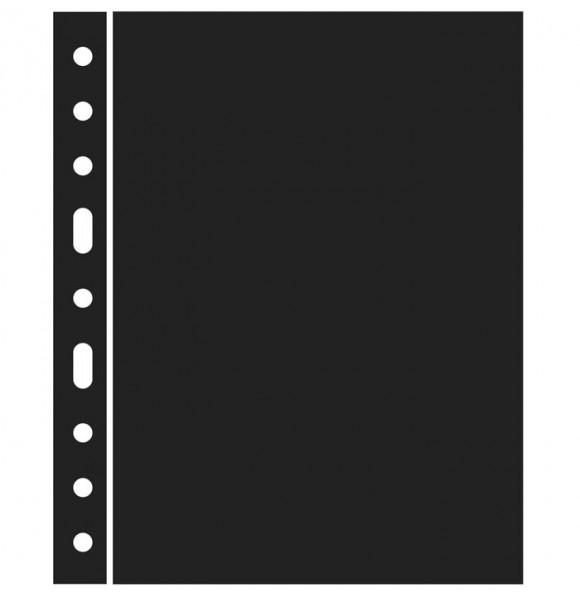 Пластиковый разделитель GRANDE ZWL, черный(5 штук), Leuchtturm